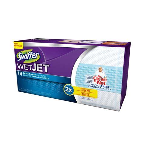 powerpad l refills swiffer wetjet power pad refills 14 count