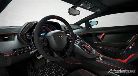 2019 Lamborghini Aventador Svj Interior Autonetmagz
