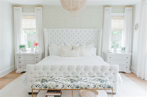 A Bedroom by Our Bedroom Reveal Monika Hibbs
