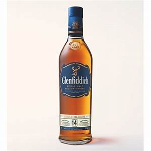 Glenfiddich Single Malt Scotch Whisky