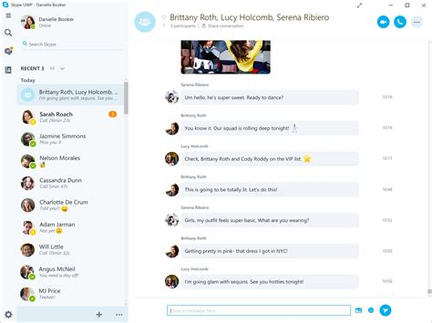 skype windows uwp app pc preview microsoft support mobile version update chat audio universal ui groupchat calls soon coming gets
