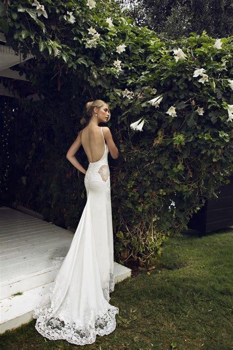 slip wedding dress ideas  pinterest white