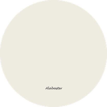 popular paint color alabaster sw 7008 sherwin williams
