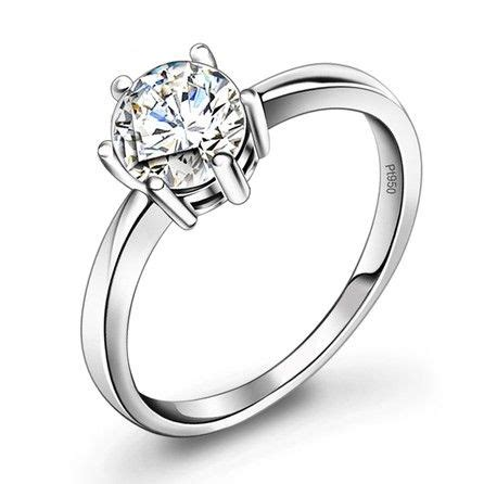 personalized cheap diamond engagement ring for women platinum rings platinum wedding rings