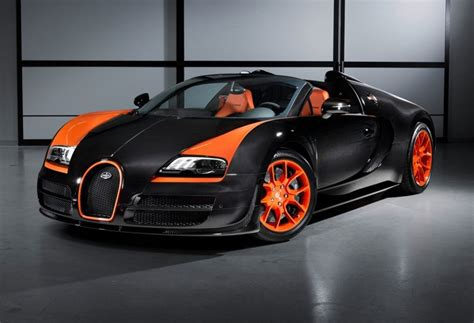 This edition of the fastest production roadster in the world impressively demonstrates a core competency of the french luxury brand, namely customisation. Bugatti Veyron Grand Sport Vitesse Rental - Apex