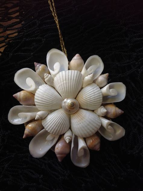 25 best ideas about seashell christmas ornaments on pinterest