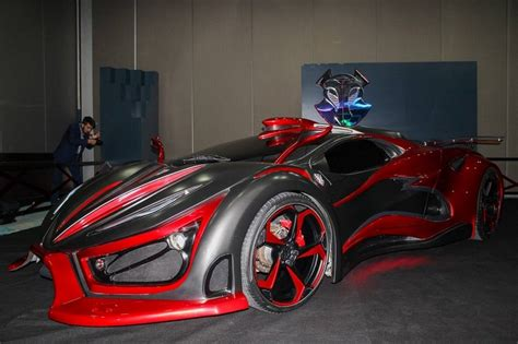 New Super Car With 1,400 Hp