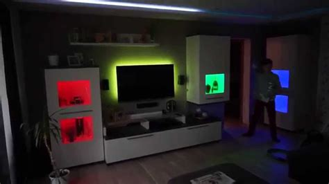 color led light for tv and ceiling