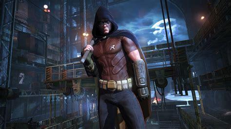 Comic World Batman Arkham City Robin