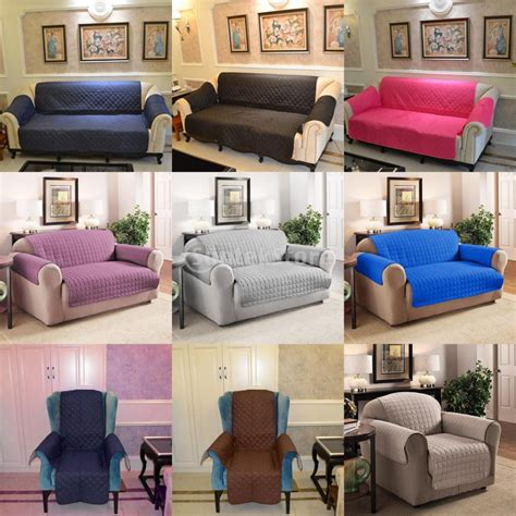 Throws For Chairs And Settees by Various Color 1 2 3 Seater Sofa Arm Chair Settee