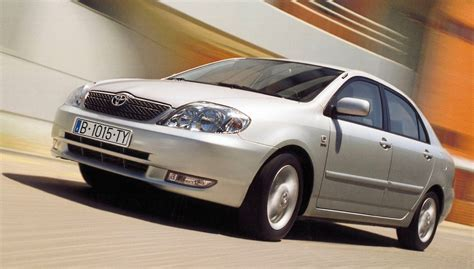 best toyota model japan 2001 year 33 of the toyota corolla reign best