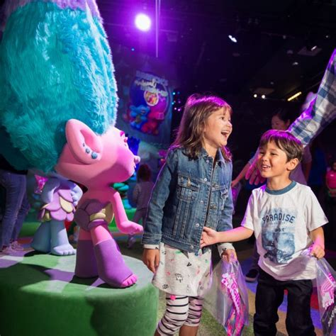dreamworks trolls  experience opens  nyc