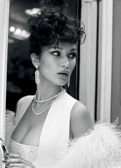 Bella Hadid - Photoshoot for Vogue Magazine Turkey May ...
