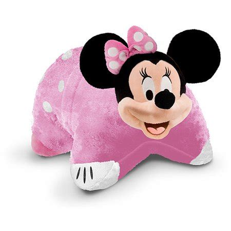 minnie mouse pillow as seen on tv disney pillow pet minnie mouse walmart