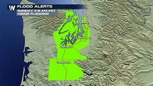 Coastal Flooding Threat in Washington State - WeatherNation