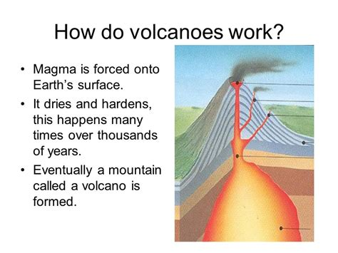 how does section 8 work chapter 8 section 2 types of volcanoes ppt