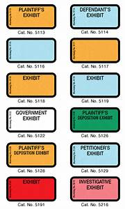 Lab toolsusa39s school of forensic document examinination for Digital exhibit stickers