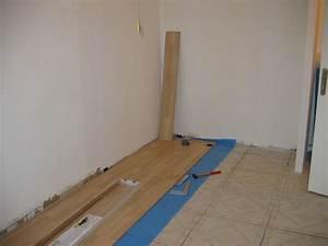 Construire Un Placard : parquet flottant et placard coullissant forum ~ Premium-room.com Idées de Décoration