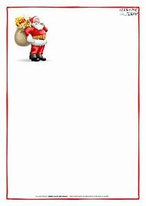printable letter to santa claus paper blank santa presents 8 With blank christmas letter paper