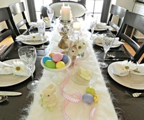 Tischdeko Ostern  Basteln Sie Eine Fröhliche Feststimmung
