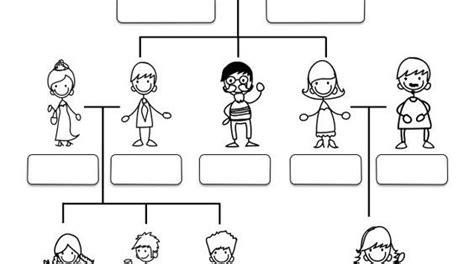 family worksheets  buscar  google cuaderno