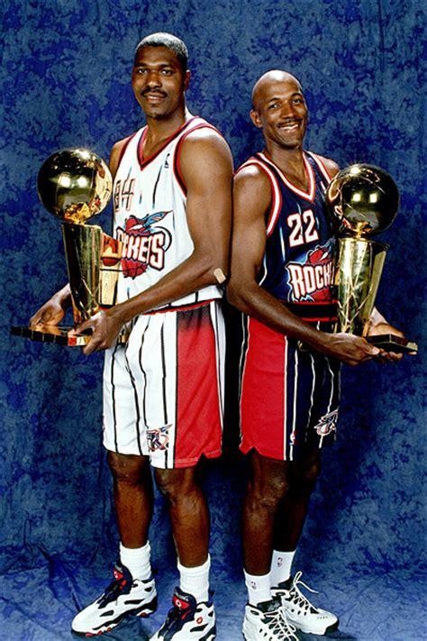 Hakeem NBA Finals