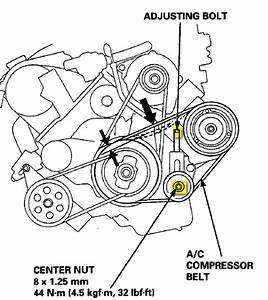 2005 Acura Rl Belt Diagram Html