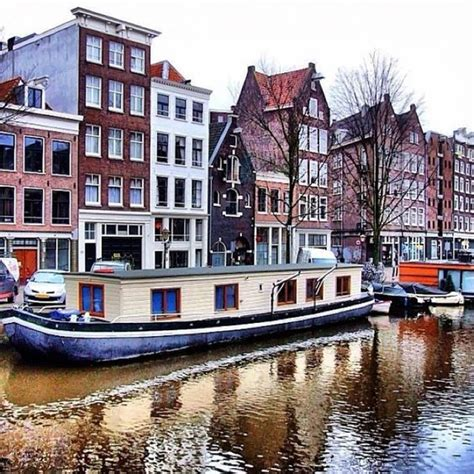 Living On A Boat In The Netherlands by Houseboat Amsterdam Amsterdam Travel And On