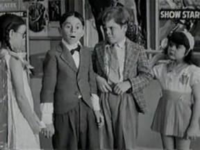 Alfalfa Little Rascals Our Gang Butch
