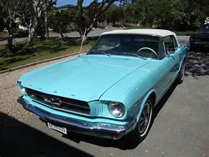65 Mustang K-Code Convertible - Classic Ford Mustang 1965 for sale