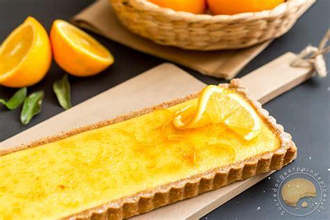 sublissime tarte  lorange caramelisee de christophe