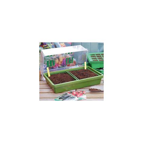 mini serre chauffante pour semis nort 232 ne plantes et jardins