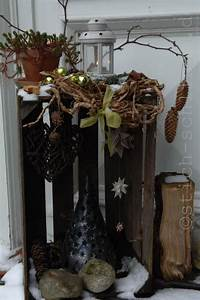 Diy Deko Weihnachten : 1000 images about ideen rund ums haus on pinterest deko cottages and winter ~ Whattoseeinmadrid.com Haus und Dekorationen