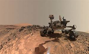 New Selfies from Curiosity Mars Rover!