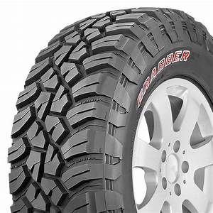 general tire 33x1250r18 q grabber x3 w red lettering all With general grabber red letter