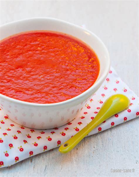 recette cuisine express recette bio coulis de tomate express cuisine