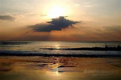 Atlantic Outer Banks Sunrise Desktop Obx Coast