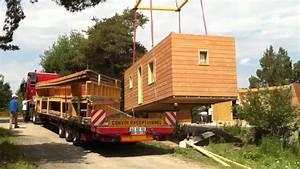 Maison Modulaire Bois : maison modulaire solutech youtube ~ Melissatoandfro.com Idées de Décoration