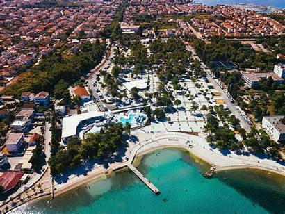 Zadar Camping Falkensteiner Premium Mobile Cozy Dalmatien