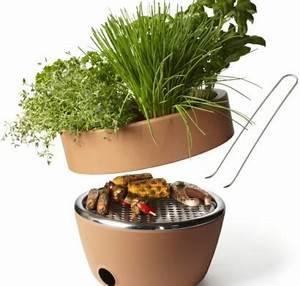 Tapeten Entfernen Gerät : ihr grill und kr utertopf in einem das beste barbecue f r balkone ~ Orissabook.com Haus und Dekorationen