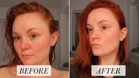 I Tried a Japanese Skin-Care Routine for a Month: Before