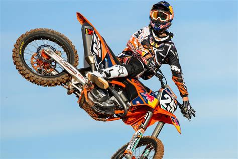 Behind The Scenes At The Red Bull Ktm Team Shoot