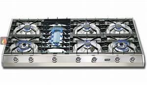 Plaque De Cuisson 5 Feux : plaque de cuisson gaz 120 cm inox poser 7 foyers dont 1 ~ Dailycaller-alerts.com Idées de Décoration