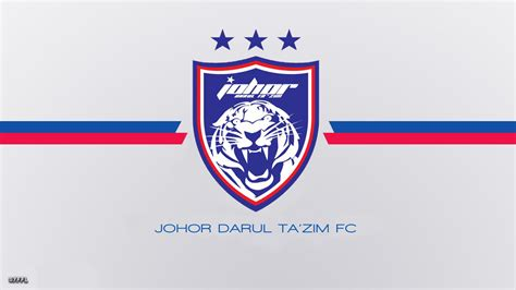Johor Darul Takzim Jdt Logo Wallpaper 18 By Thesyffl On