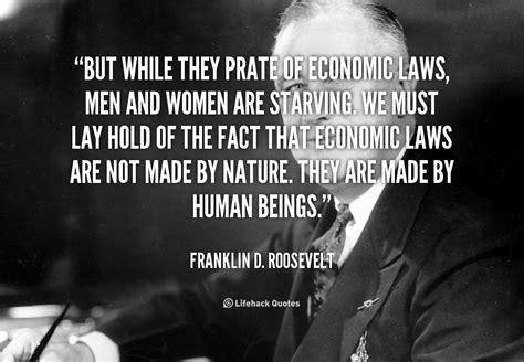 quotes  fdr  economics quotesgram