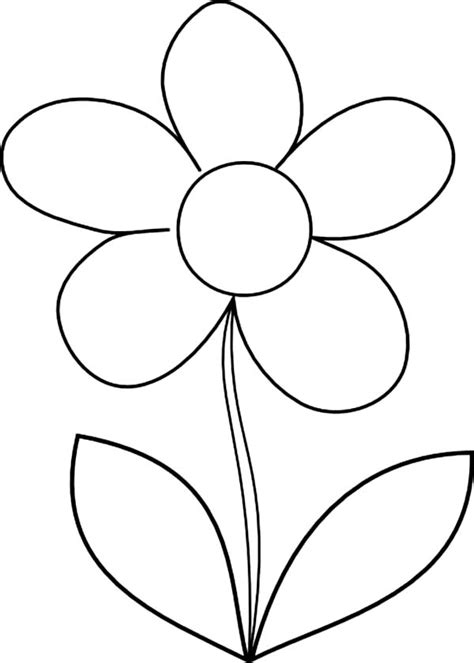 Coloring Page Flower Pot by Coloring Page Of Flower Pot Clipart Best