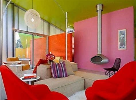 A Colorful Modern Home Designed With Usability In Mind by Colorful Modern Interior Design Colorful Modern Interior
