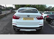 BMW X4 F26 X4 xDrive20d M Sport B47 20d ZX4C U26876