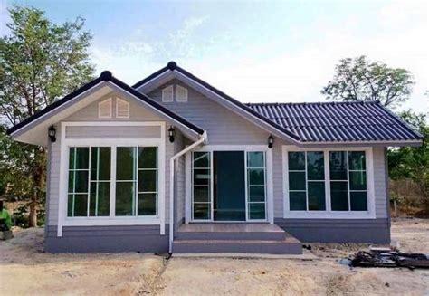 gambar rumah kampung moden desainrumahidcom