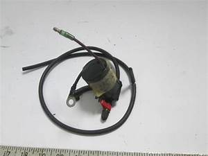 Johnson Vro 120 Fuel Primer Solenoid Evinrude 120hp 435948